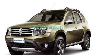 Предохранители и реле Renault Duster 1 (2010-2015)