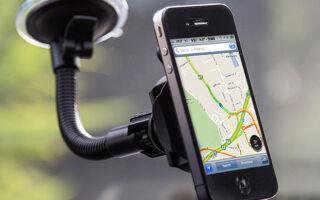 Обзор основных типов автомобильных держателей для телефона