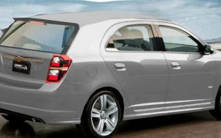 Chevrolet Cobalt в кузове хэтчбек — новый игрок на рынке
