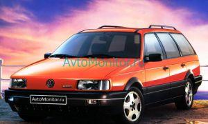 Предохранители Volkswagen Passat B3 и B4