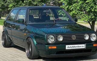 Предохранители Volkswagen Golf II