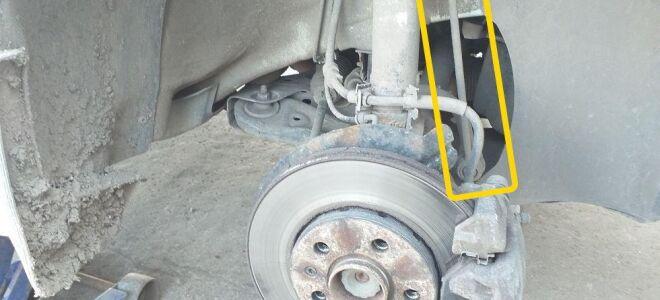 Стойки стабилизатора на Volkswagen Polo V седан