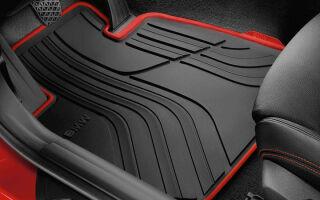 Автомобильные коврики — назначение и основные советы по выбору