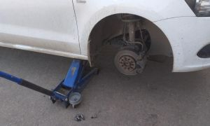 Тормозные диски Volkswagen Polo V sedan