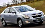 Комплектации седана Chevrolet Cobalt 2013