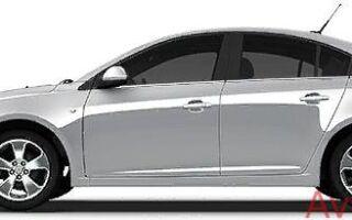 Какой клиренс у Chevrolet Cruze
