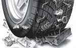 Разбортировка автомобильного колеса