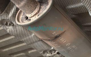 Глушитель для Renault Logan