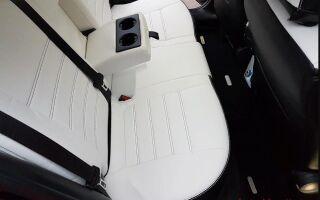 Чехлы на сидения Chevrolet Cruze