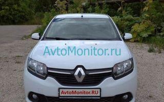 Предохранители и реле Renault Sandero 2 (2012-2018)
