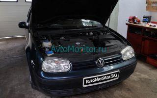 Какие аккумуляторы подходят для Volkswagen Golf 4