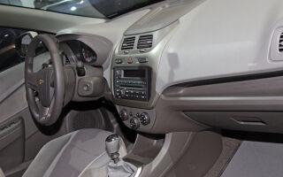 Салон Chevrolet Cobalt — наполнение и качество отделки (фото)