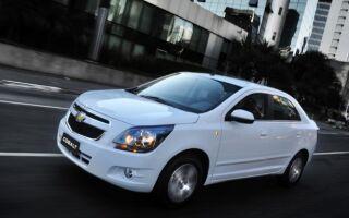 Chevrolet Cobalt комплектация ltz