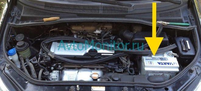 Какие аккумуляторы подходят для Hyundai Getz