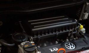 Воздушный фильтр на Volkswagen Polo V sedan