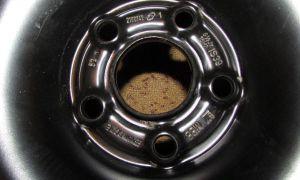 Колеса на автомобиле Chevrolet Cruze: разболтовка, размер