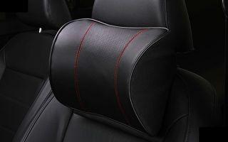 Подушка на подголовник автомобиля — комфорт и безопасность