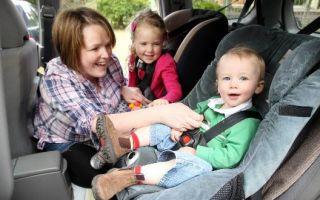 Детские автомобильные удерживающие устройства: классификация, правила выбора и особенности эксплуатации