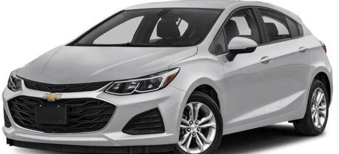 Chevrolet Cruze 2016-2019 в новом кузове
