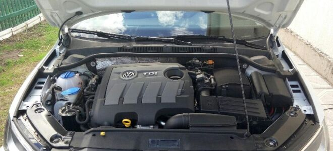 Предохранители Volkswagen Jetta VI