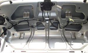 Кнопка багажника Chevrolet Cruze — замена, ремонт, установка