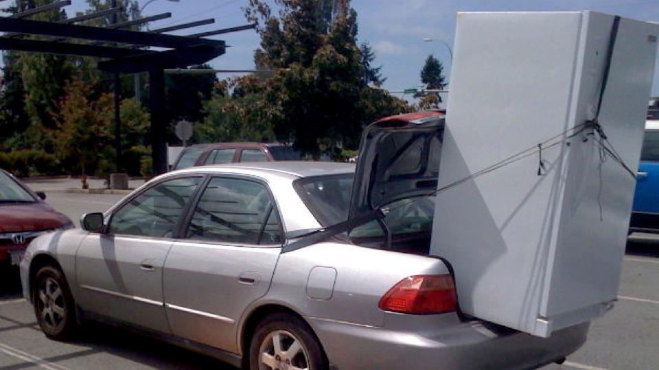 Автохолодильник в багажник