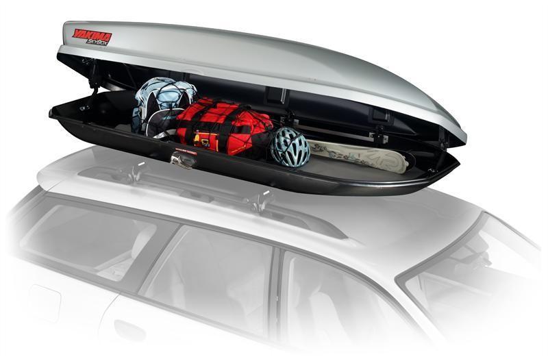 Багажник-бокс на крышу автомобиля