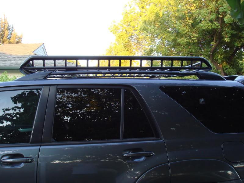Крепление багажника на крышу