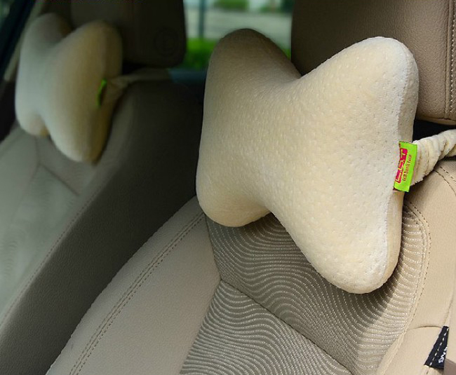 Подушки на подголовник автомобиля