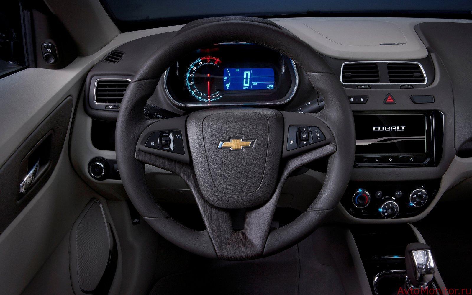 Chevrolet Cobalt 2013 АКПП (автомат)