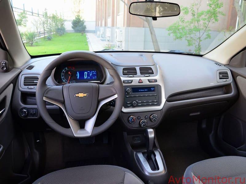 Салон Chevrolet Cobalt 2013 АКПП (автомат)
