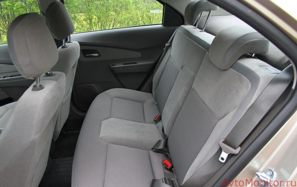 Задняя дверь Chevrolet Cobalt