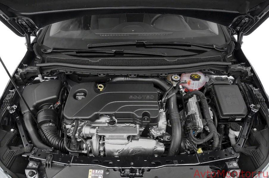 Двигатель Cruze 2019