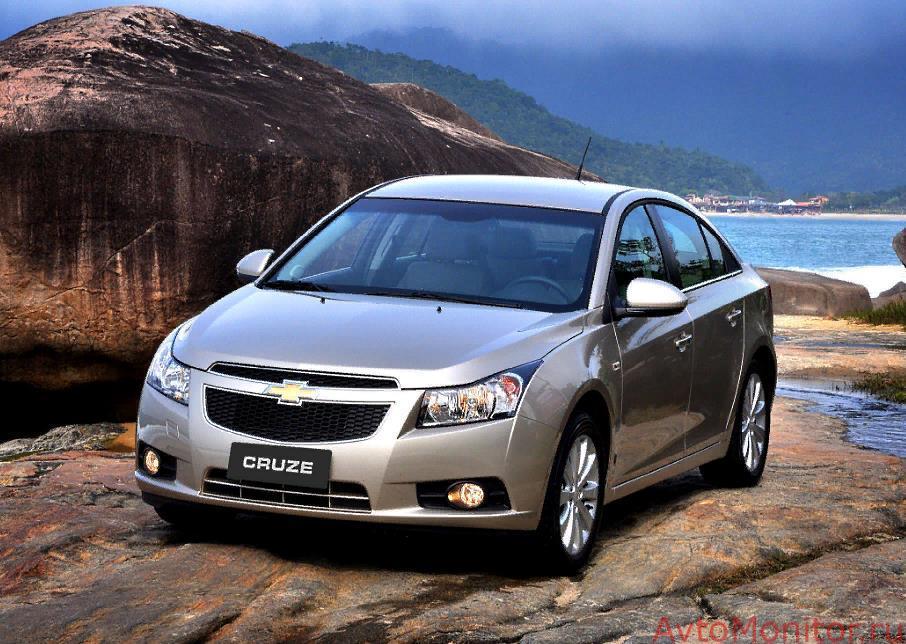 Chevrolet Cruze первого поколения