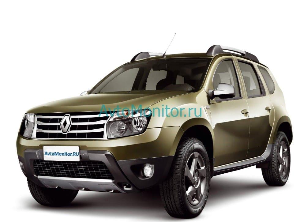 Внешний вид Renault Duster 1
