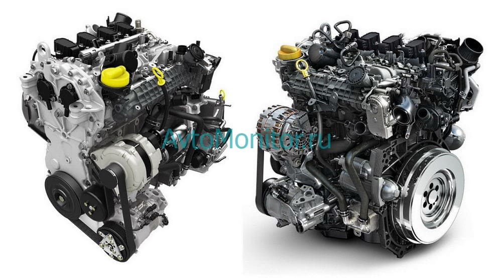 Внешний вид двигателя H5Ht (бензин 1.3 турбо 16V)